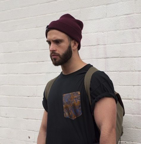 vikingposts:   Daniel Hayes Beards, design and...