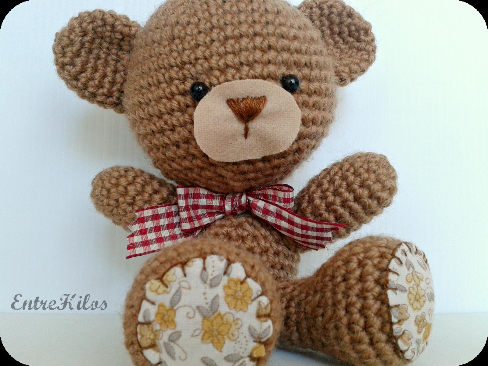 Amigurumi Oso Pijama : Un nuevo amigurumi patrones amigurumi crochet and bears