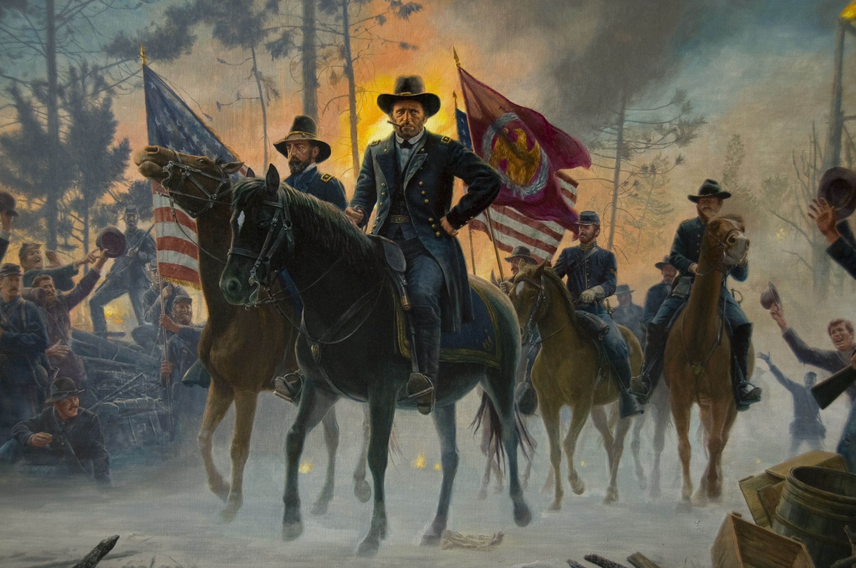 Why Dont People Remember Much Of Anything About The Civil War General Who Saved Union