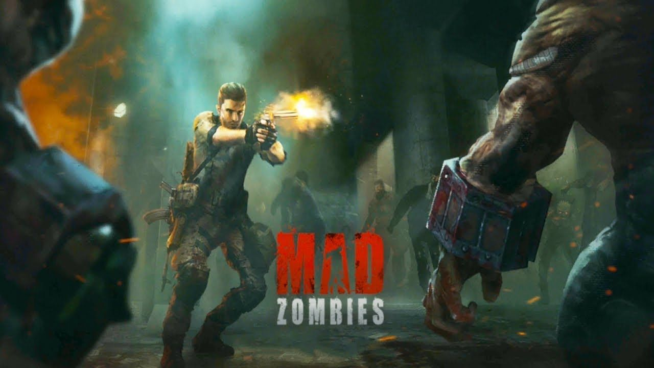 Mad Zombies Offline Zombie Games V5 23 0 Mod Mad Zombies