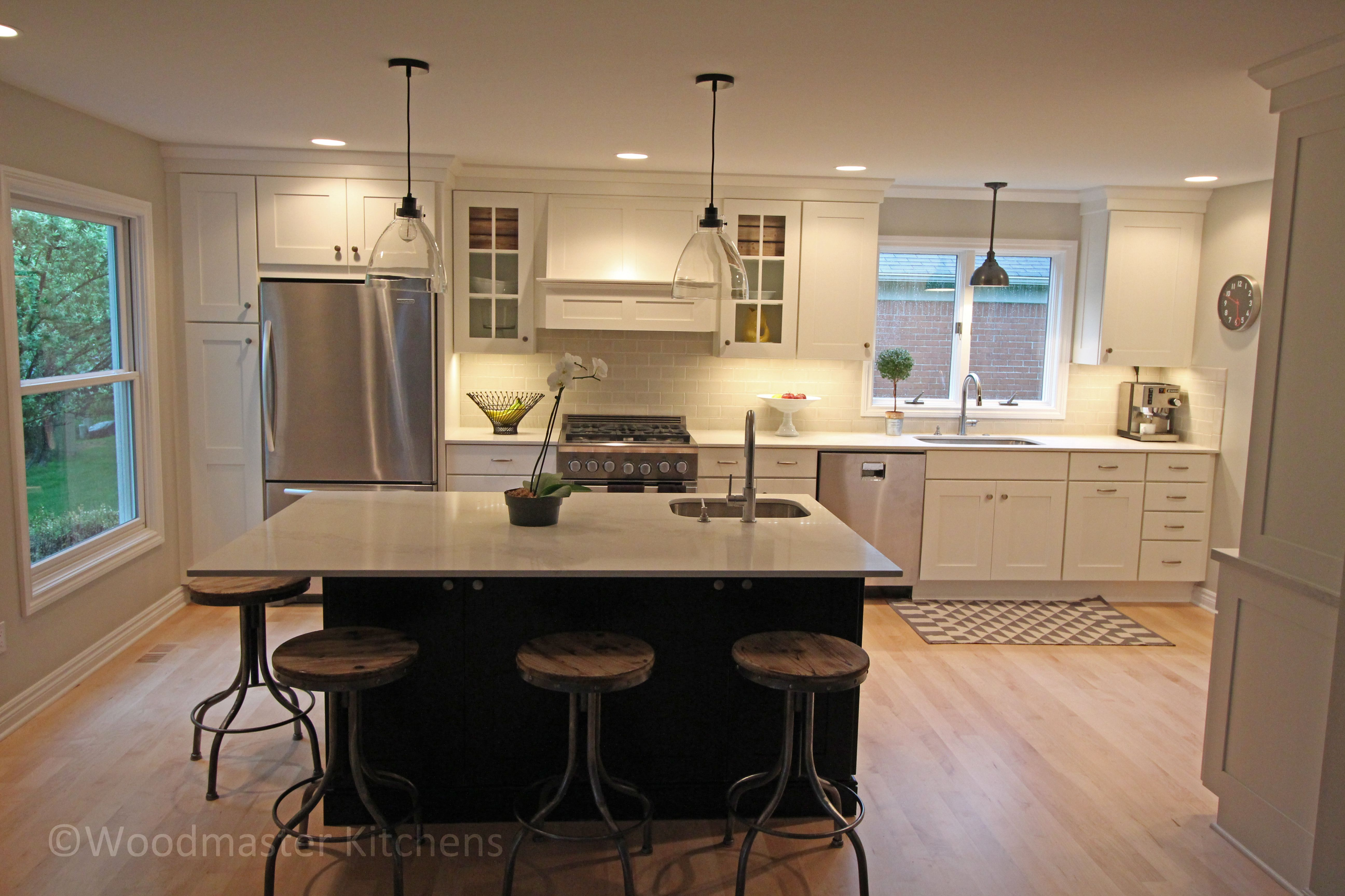 The Medallion Cabinetry Brings An Element Of Style Plus Practical Storage To This With Images Kitchen And Bath Kitchen Design Software Building Kitchen Cabinets
