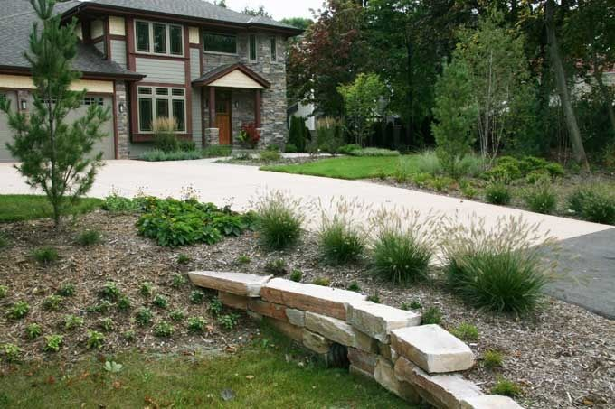 Great Landscaping And Plant Ideas Driveway Culvert