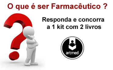Promoção Dia do Farmacêutico 2011 : Ganhe Kit com 2 Livros