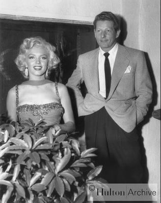 Marilyn Monroe & Danny Kaye