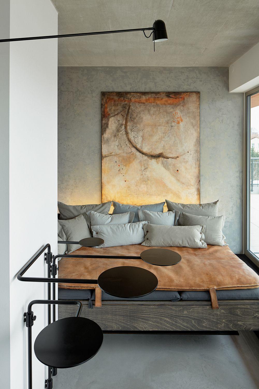 penthouse hrebenky_prague_interior designformafatal studio