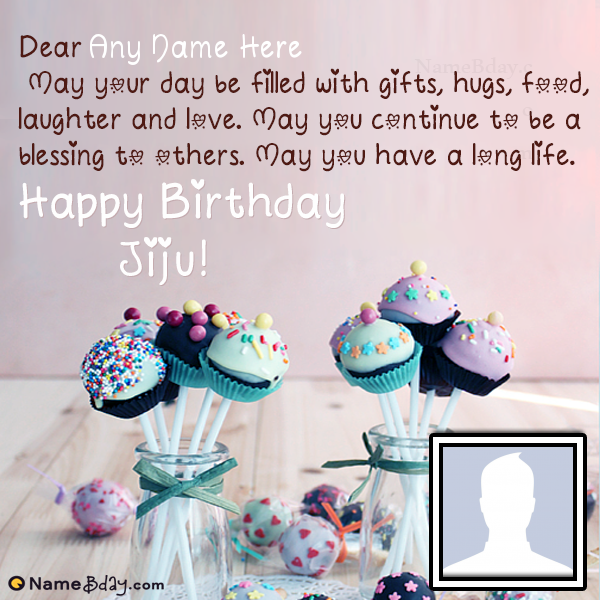 Birthday Wishes For Jiju With Name