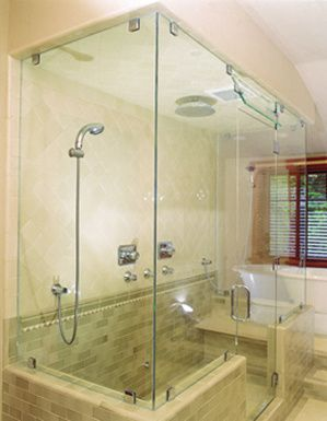 Find Clamps, Handles U0026 Other Hardware For Your Shower Door At The Shower  Door Enclosure Store At Glass Doctor Tampa. We Will Beat Any Competitive  Quote On ...