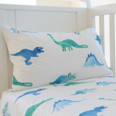 Boys Bedding Sets Toddler Bedding For Boys Watercolour Dinosaur Print Toddler Comforter Dinosaur Bedding Toddler Comforter Toddler Bed Comforter