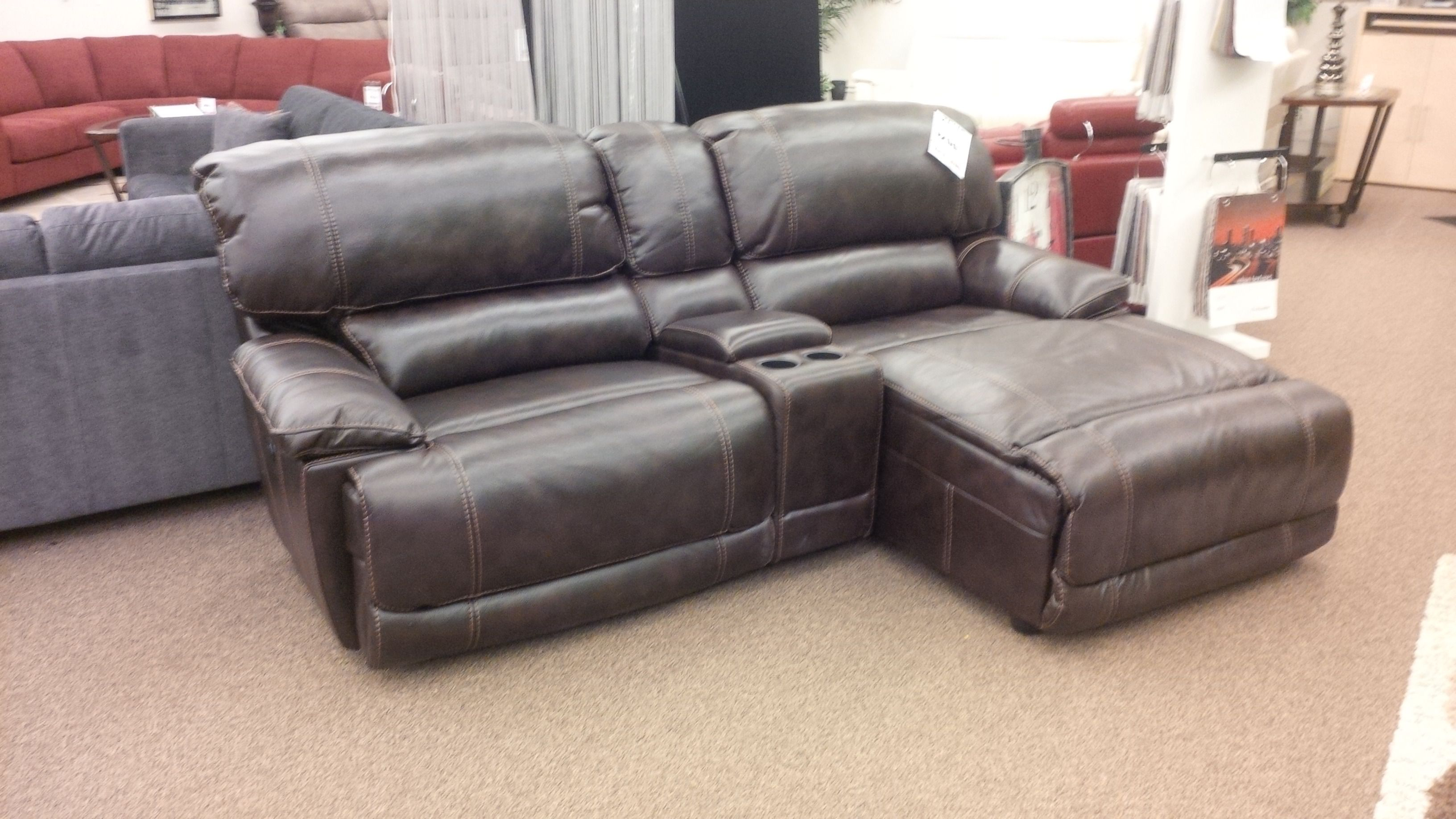 Reclining Sectionals Small Rooms