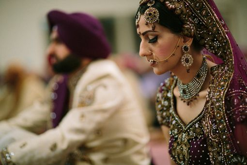 Canadian Sikh Wedding By Tomasz Wagner Mananetwork