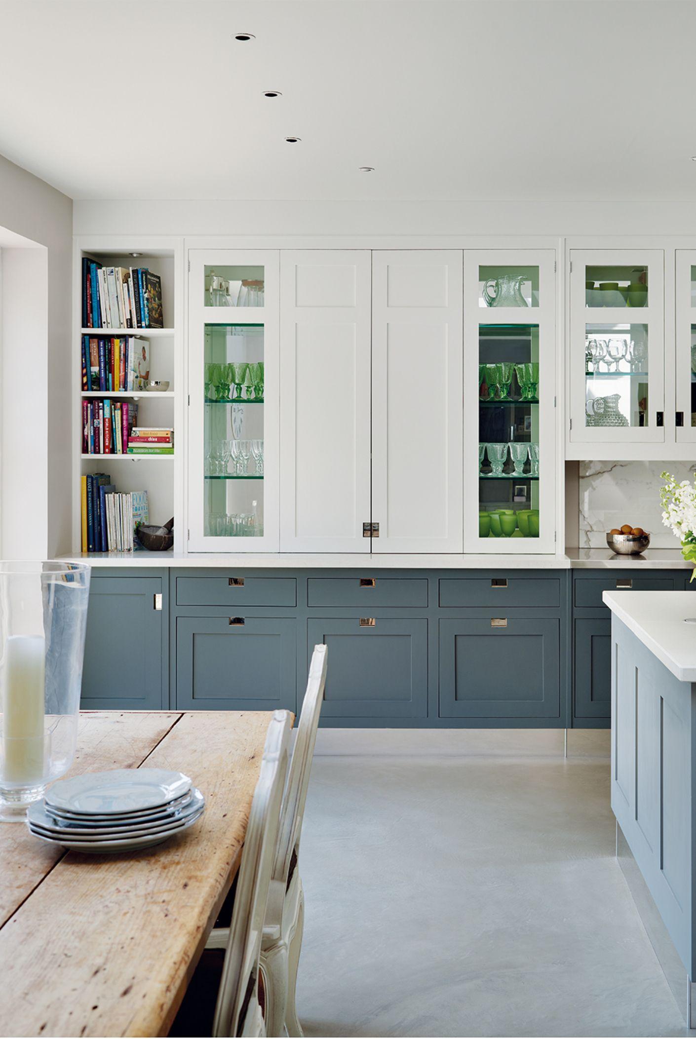7 Smallbone Of Devizes Bowater Kitchen Hand Painted Macassar Contemporary Kitchen Design Home Decor Kitchen Kitchen Remodel