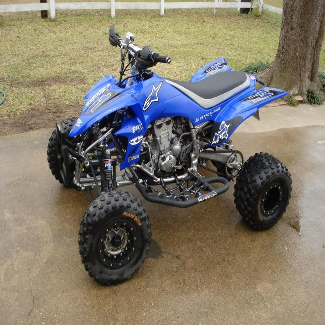 yamaha yfz 450 quads bikes side x sides pinterest. Black Bedroom Furniture Sets. Home Design Ideas