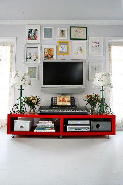 living_tv | Sala de estar, Interiores y Mi casa decoracion