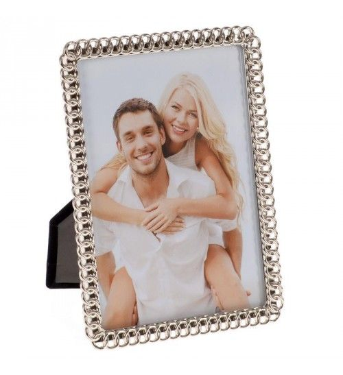METAL FRAME IN SILVER COLOR 13X18