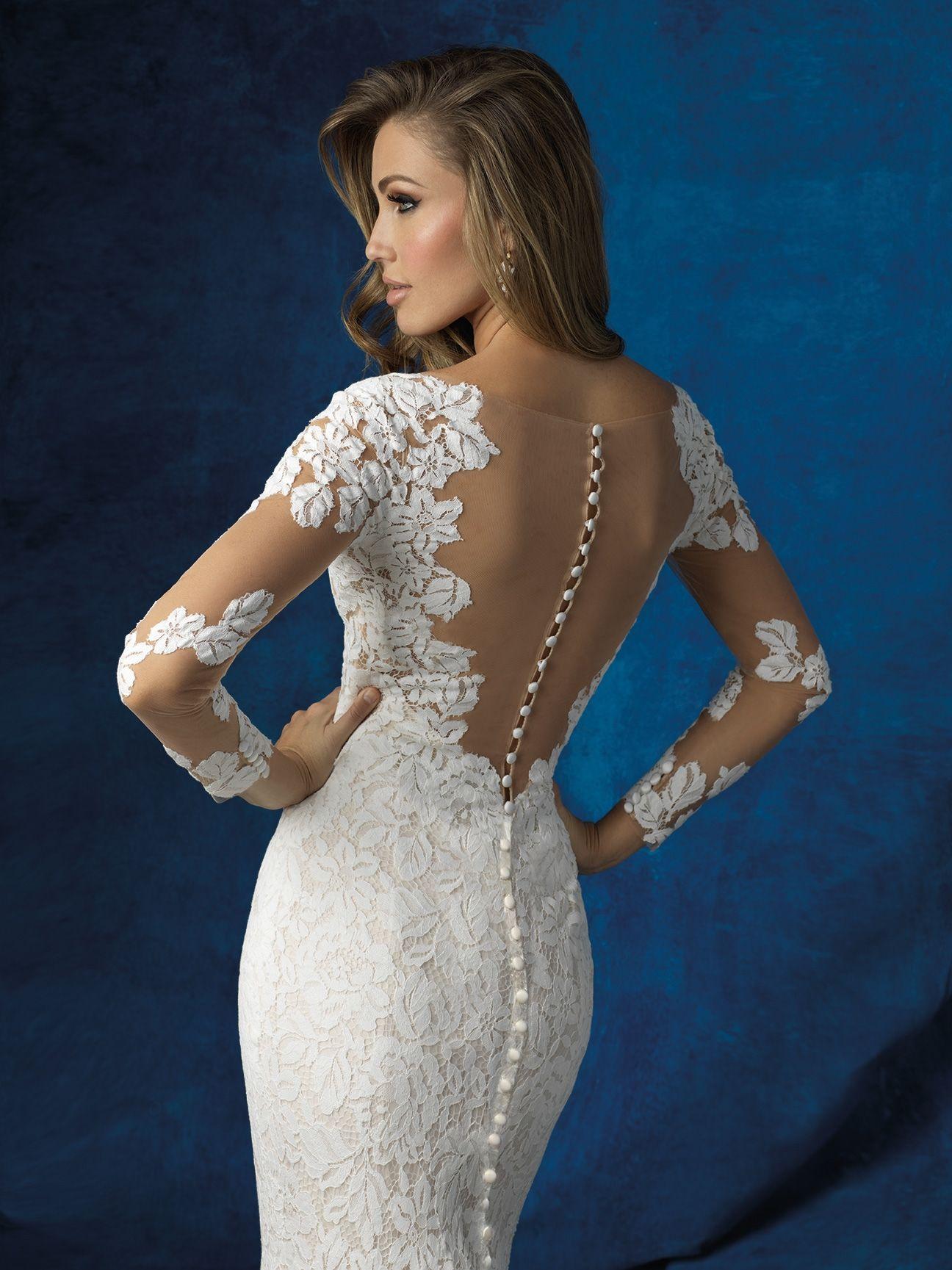 Allure Bridals 9377 Allure bridal, Allure wedding