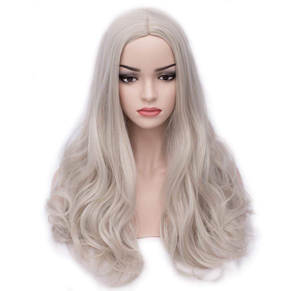 BERON 24'' Long Big Wavy Hair Heat Resistant