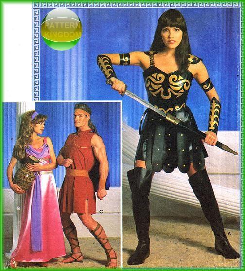 Simplicity 7851 xena warrior princess hercules costume patterns simplicity 7851 xena warrior princess hercules costume patterns solutioingenieria Image collections