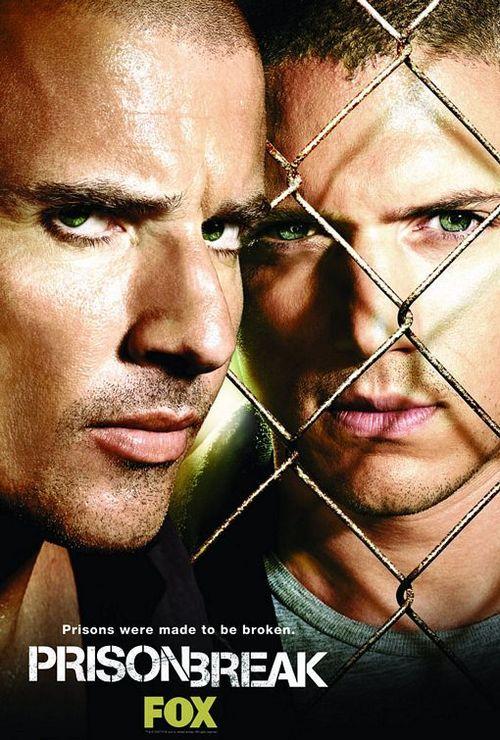 Prison Break 3 Michaelscofield One Of The Best Tv Show I Ve