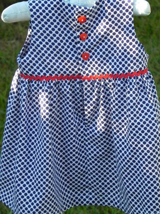 Sew Jereli: Baby Dress - Free Sewing Pattern and Tutorial | sewing ...