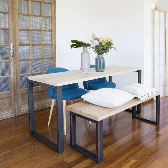 Pied Pour Banc Et Table En Acier L Intrepide Table En Acier Pied De Table Design Et Pieds De Table