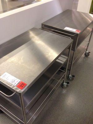 Ikeaカップボード コレだけ知ってれば完璧 Ikea食器棚 キッチンボードはこう使え 3 3 作業台 キッチン インテリア 家具 イケア 鍋