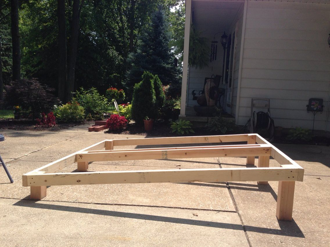 DIY Inclined Bed Therapy Frame for IBT | Joe\'s Pins | Pinterest ...