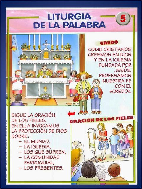 Santa Misa Temas De Catequesis Catequesis Catequista