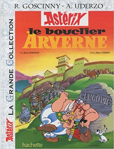 Bande Dessinee Asterix La Grande Collection Le Bouclier