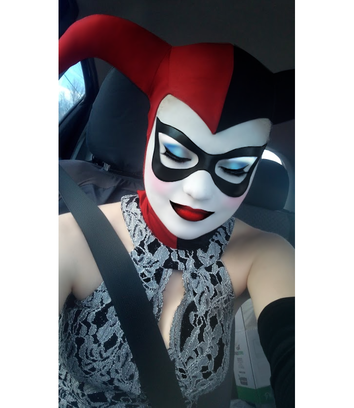 Pin on Harley Quinn Cosplay and Art