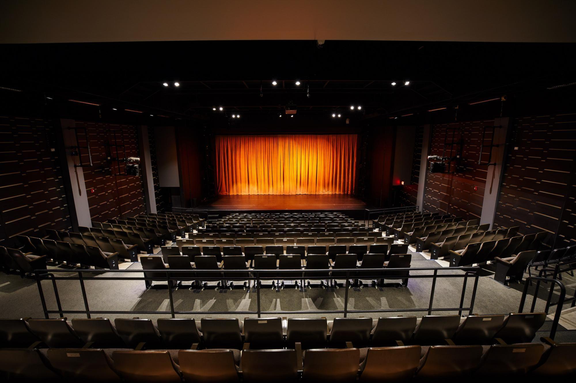 Haunted Boston Conservatory At Berklee Berklee College Of Music Seating Charts Dream College
