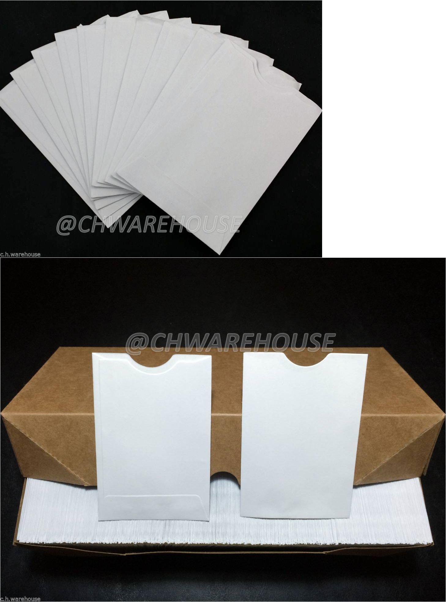 Paper And Envelopes 3123 Credit Debit Atm Id Key Gift Card Holder