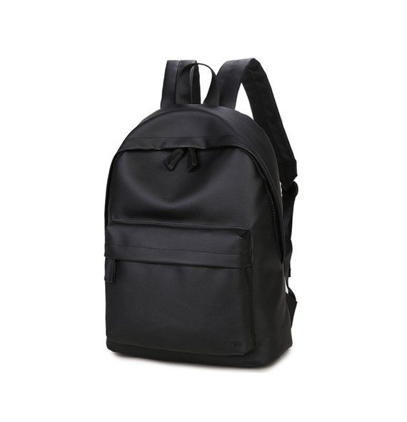 91672789d2dd7 Basic Synthetic Leather Backpack (Black) in 2019 | Products ...
