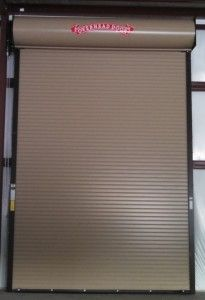 Rolling Steel Commercial Overhead Door By Company Of Tampa Bay