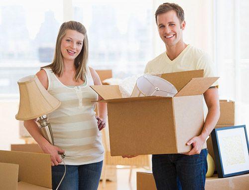 Phụ nữ mang bầu không nên chuyển nhà