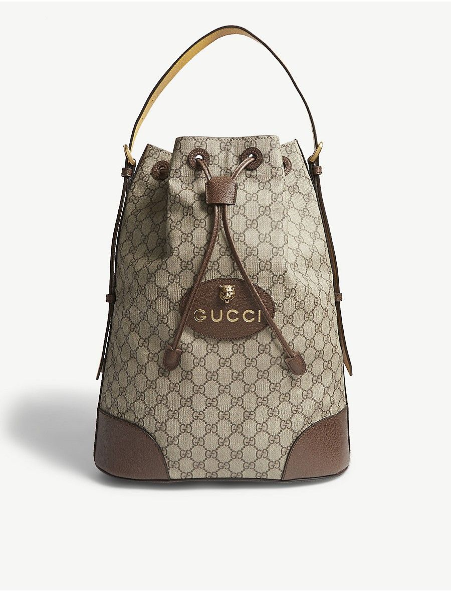 4020e1262bf GUCCI - Neo vintage GG Supreme backpack