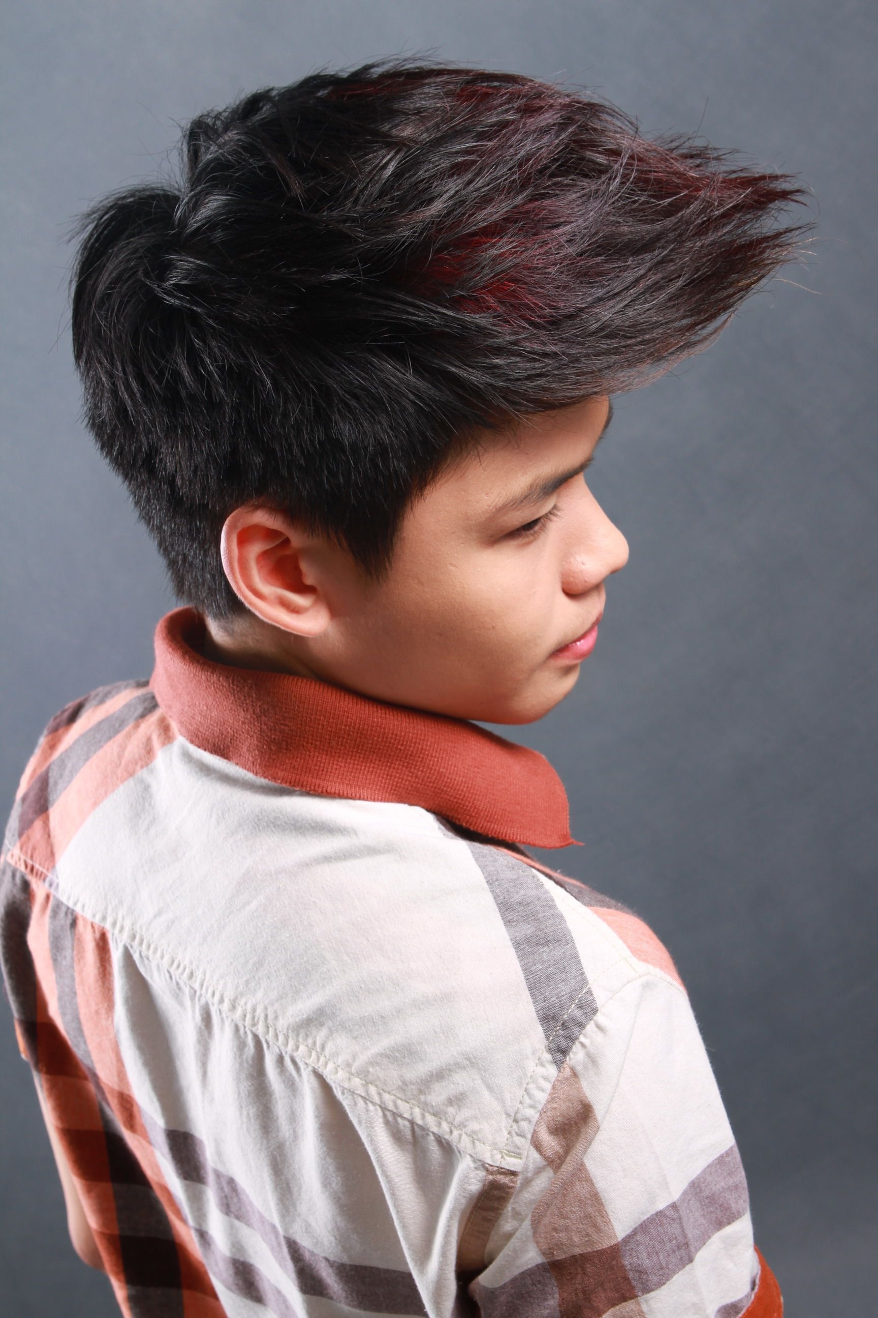 Hair Cut And Hair Color By Richard Christian Salon Semarang