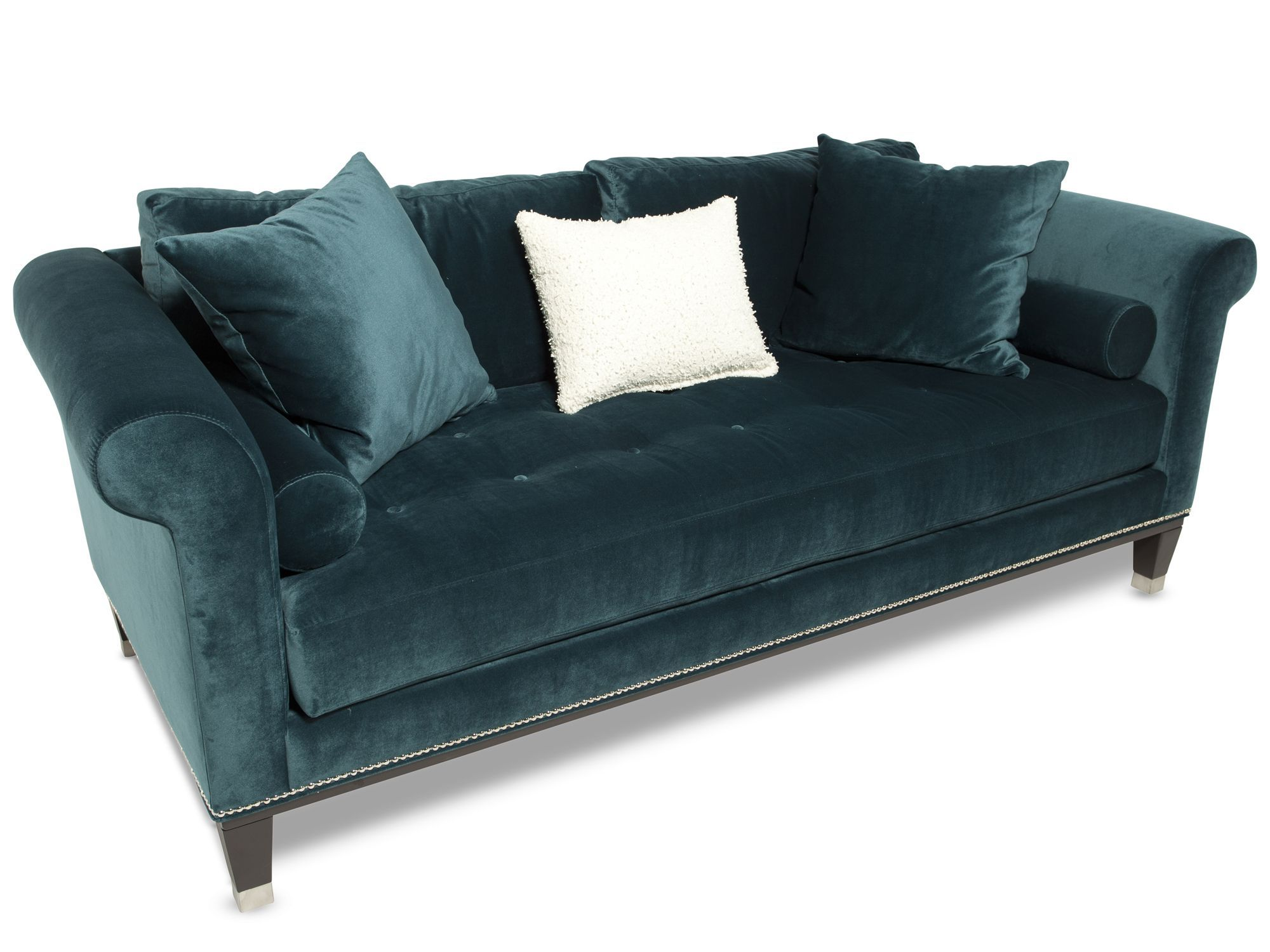 Teal Living Room Chair Jonathan Louis Turner Sofa Mystere Teal Living Room