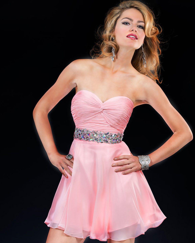Increíbles vestidos de fiesta cortos | Moda 2014 | Vestidos de ...