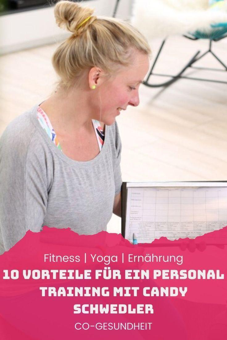 Fitness, Yoga oder Ernährung - all dies sind Gründe für ein persönliches Training ... -  Fitness, Yo...