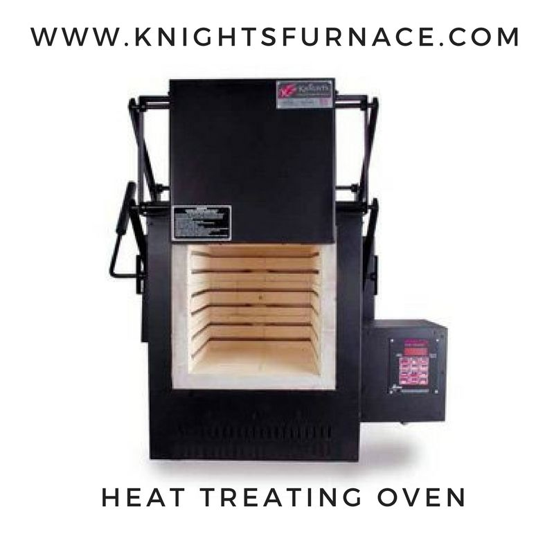 The Heat Treating Oven From Knights Furnace Will Be Perfect For