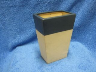 Terrakotta-maljakko, kantikas vaasi, A107