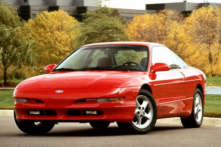 Top 10 Best 2 Door Cars Ever Produced Autowise Gear Heads Ford Probe Gt Ford Probe Ford Classic Cars