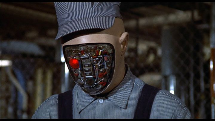 "Image result for ""Westworld""1973 robot"