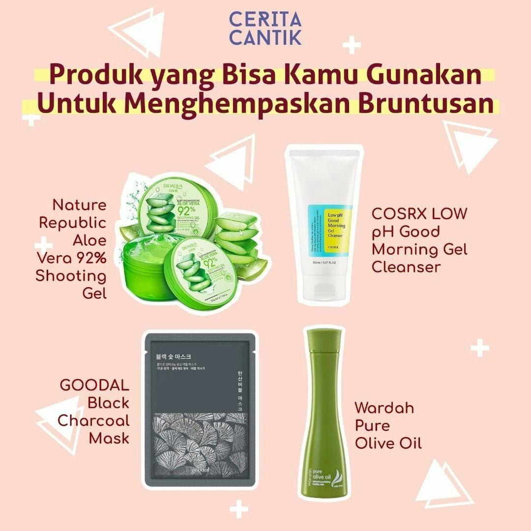 Natur E Daily Face Cream Untuk Jerawat