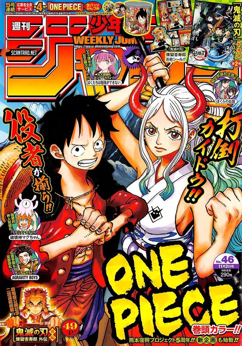 Pin By Aiop On One Piece Cover One Piece Manga One Piece Manga Magazine Cover