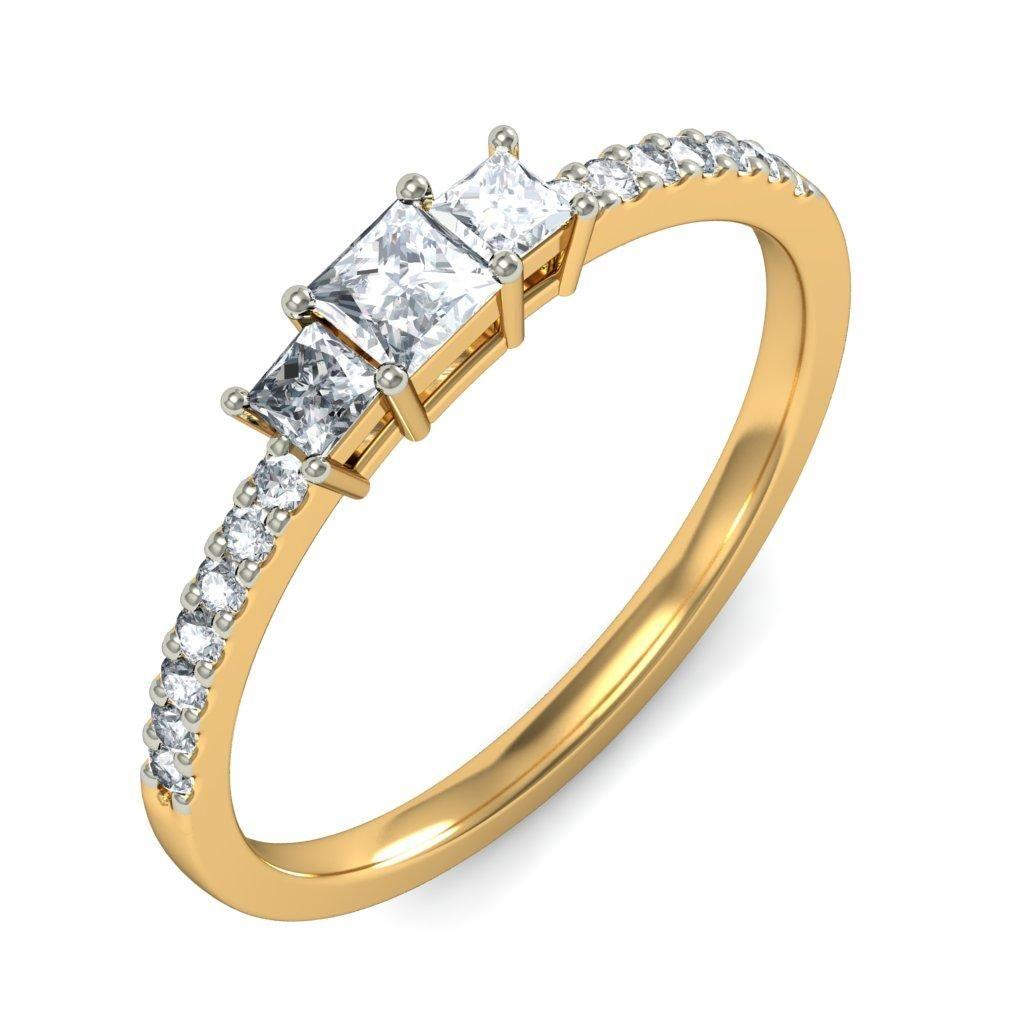 The Cyprian Trinity Ring | Wish List - Jewellery | Pinterest ...