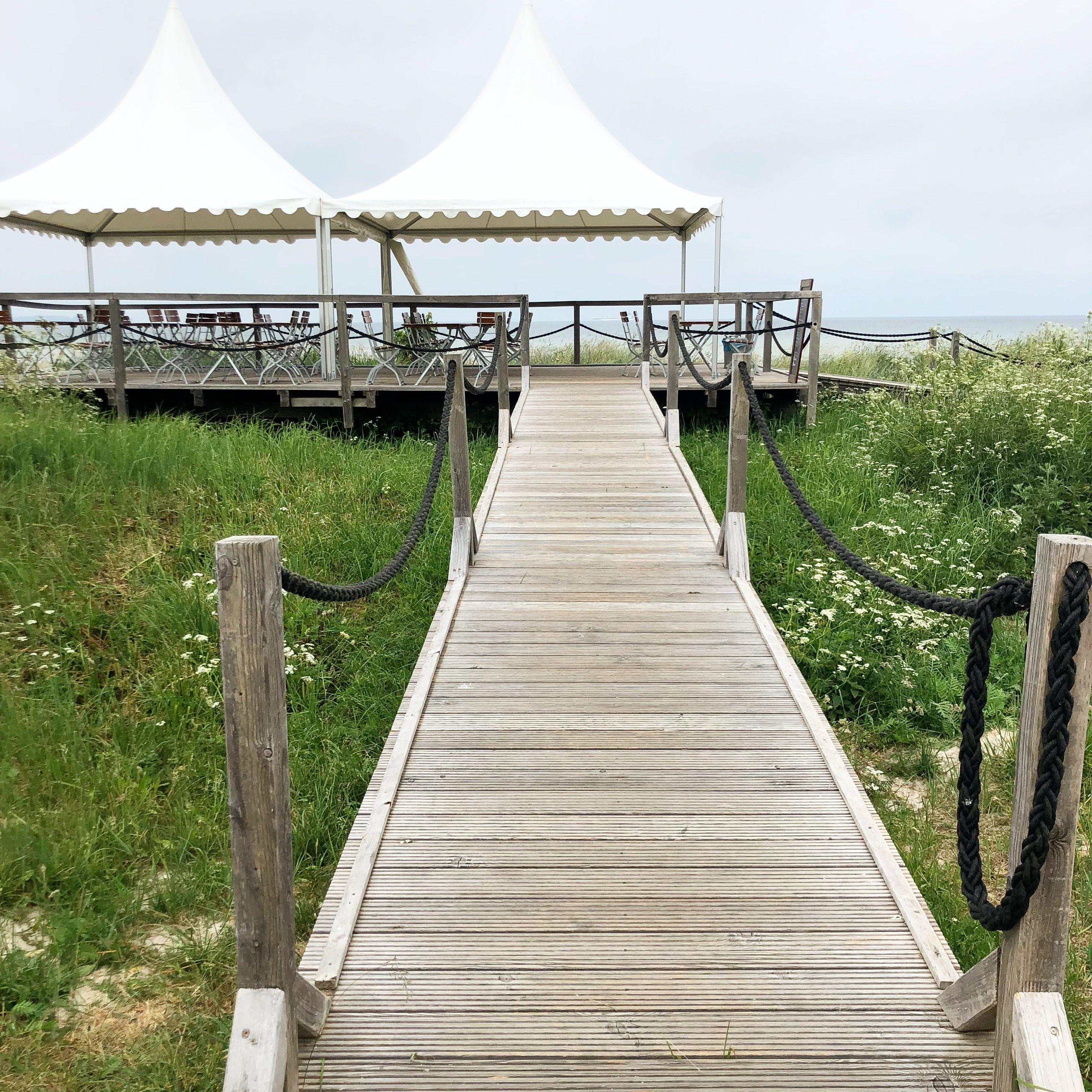 Lassige Boho Strandhochzeit An Der Ostsee Hochzeitsblog The