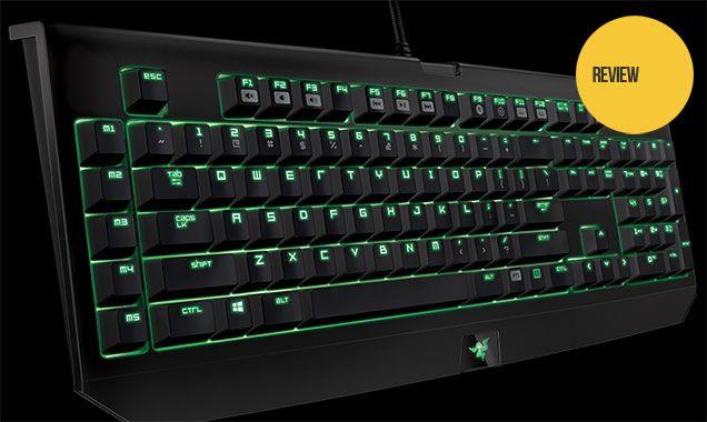 Razer BlackWidow Ultimate Stealth: The Kotaku Review | The