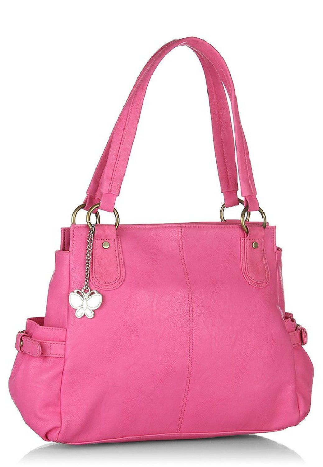 Pink Handbags Online | Luggage And Suitcases