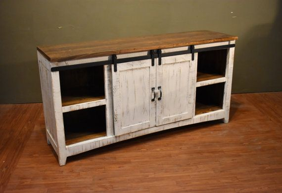 Rustic Solid Reclaimed Wood 68 Quot Inch Tv Stand Media Center